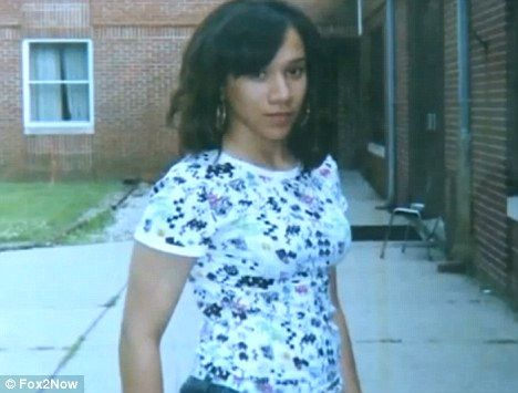 Bi-polar woman, 20, kills herself inside police car with the cop's own GUN on her way to the hospital #STL