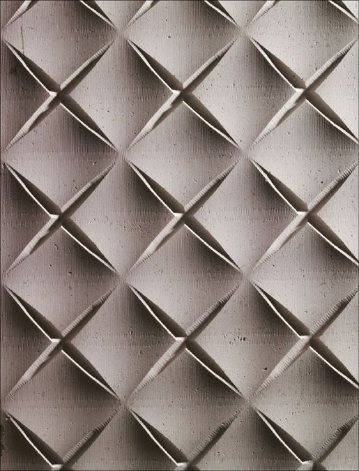 square wall panel design by lapicida stone group - Wall Tiles Design