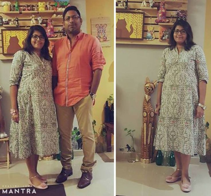 Thank you Harshitha for these lovely photographs! We love how you've made this Mantra your own and worn it as a dress! You look chic and elegant!  #ShaliniJamesMantra #MantraFamily #Mantra