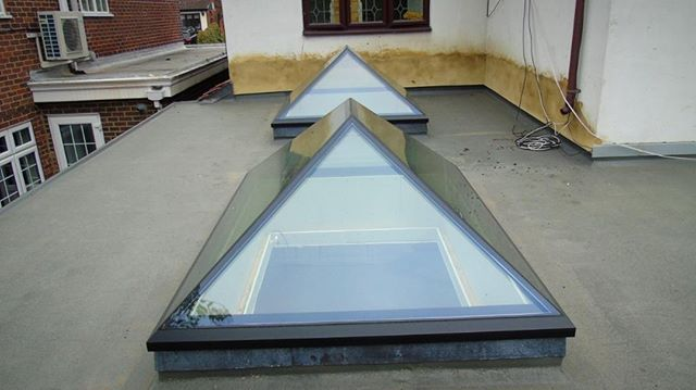 Virtually Frameless Roof Lantern With Solar Reflective Self Cleaning Glass As Standard All Joins Are Sealed U Sliding Folding Doors Roof Lantern Sliding Doors
