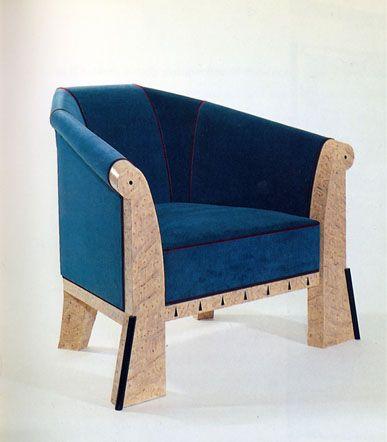 Michael Graves For Susan Hauserman. C. 1980. Graves Is A Postmodern  Designer.