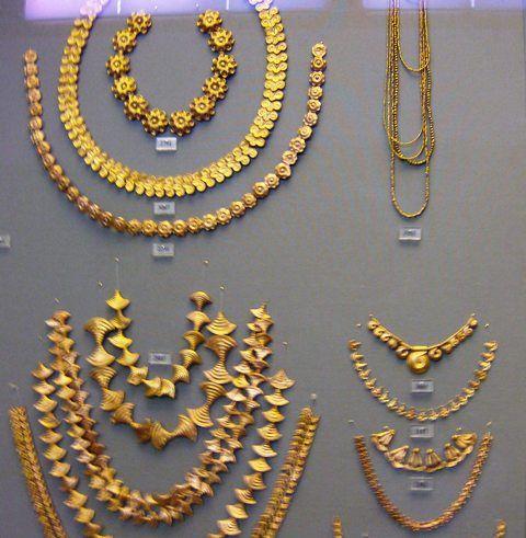 Τα μυκηναϊκά ευρήματα ανήκουν στην εποχή από το 1.600 π. έως το 1.100 π. που κατέβηκαν οι Δωριείς από την Πίνδο και σταμάτησε η ανάπτυξη του μυκηναϊκού πολιτισμού.