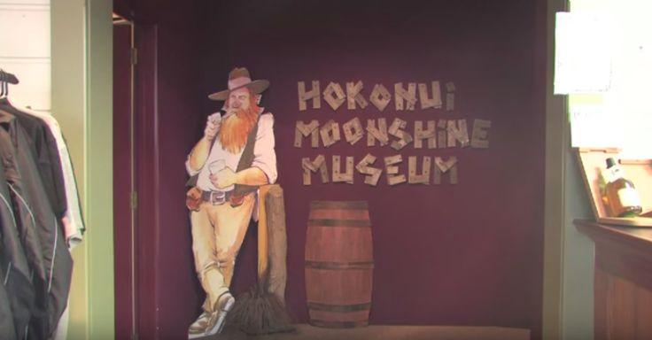 Celebrating the history of whiskey production during New Zealand's era of prohibition.