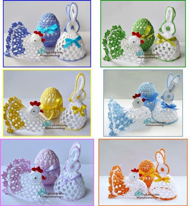 Заказы на наборы для украшения Пасхи принимает только до конца марта. Ставок в цвет по вашему выбору, кроме предлагаю легкий фиолетовый-20 злотых + стоимость доставки (в 12 польских злотых).