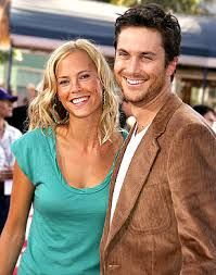 Oliver Hudson (Kate Hudson's brother) and his wife