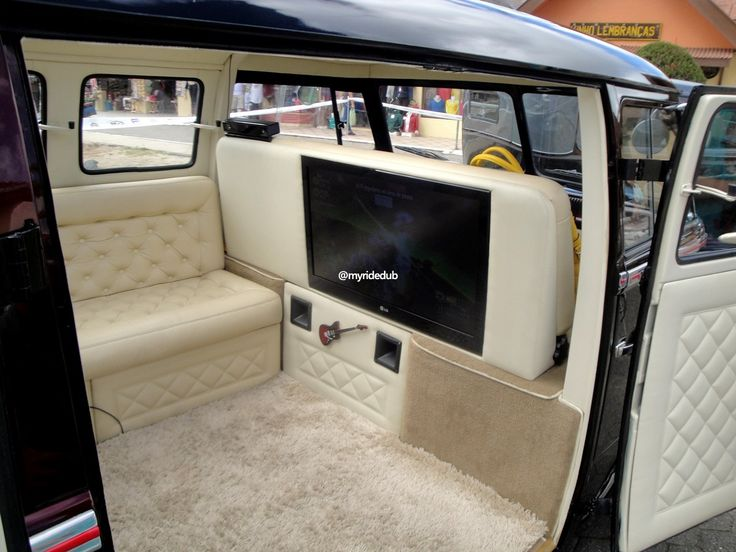 The 25 best kombi interior ideas on pinterest vw kombi for Vw kombi interior designs