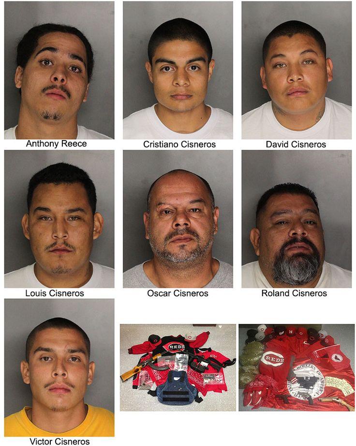 Sac Sheriff's shutdown family of violent criminals