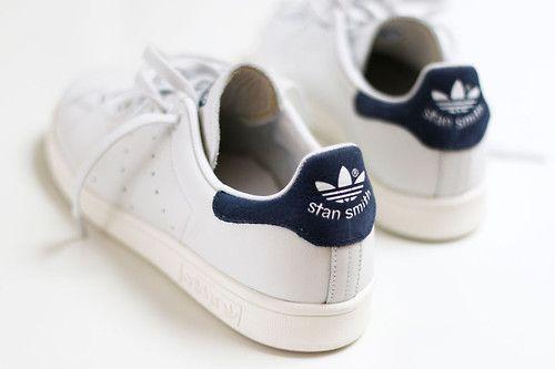 Stan Smith Navy - elles sont à moi................