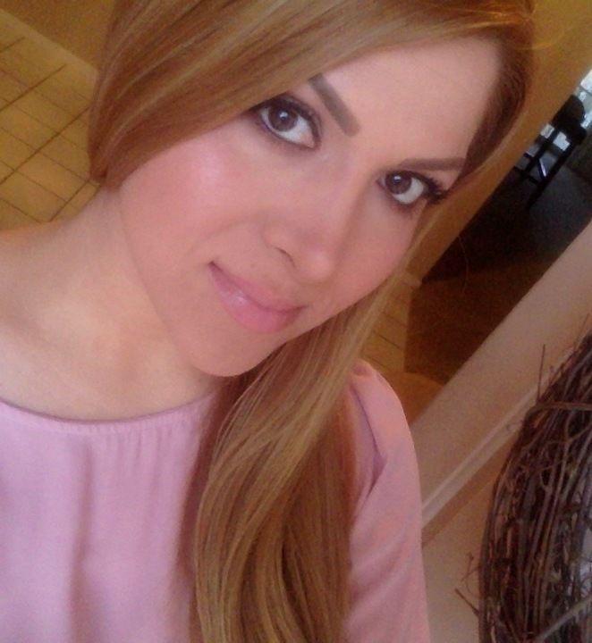 My Pink Makeup...