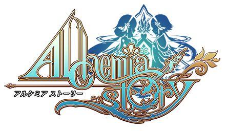 アルケミアストーリー(Alchemiastory)ロゴ