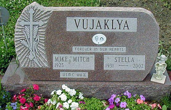 Cemetery Tombstone Designs