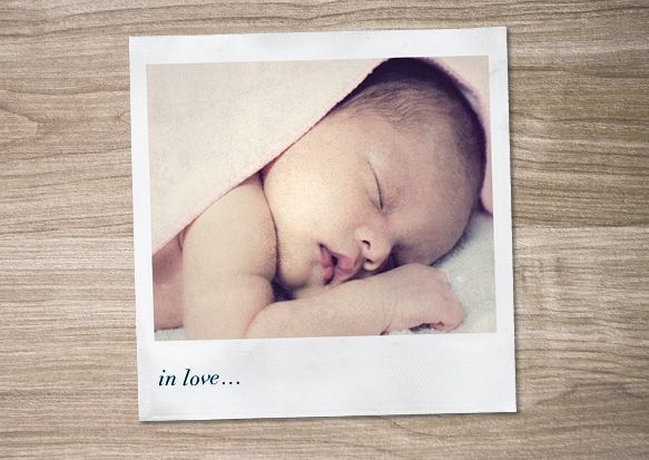 Geburtskarte Basic One #cardswithlove