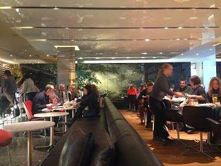 Latające talerze - blog o restauracjach: The Modern