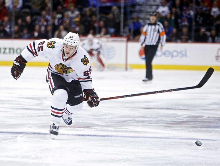 The Ironclad Intangibles of Andrew Shaw - http://thehockeywriters.com/ironclad-intangibles-andrew-shaw/