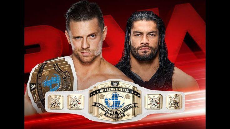 WWE Monday Night Raw Written Updates, WWE Monday Night Raw Result 9th October Written Updates 2017, WWE Monday Night Raw 9th October Result, Monday Raw