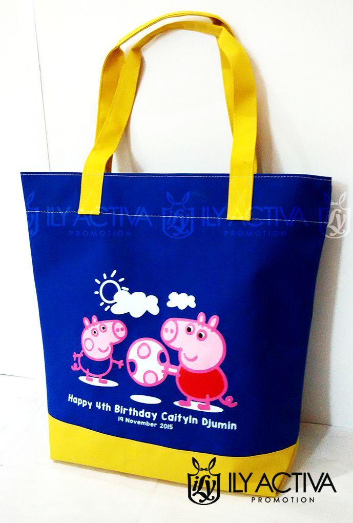 Goodie Bag -- Pesanan Bu Djumin, Jakarta