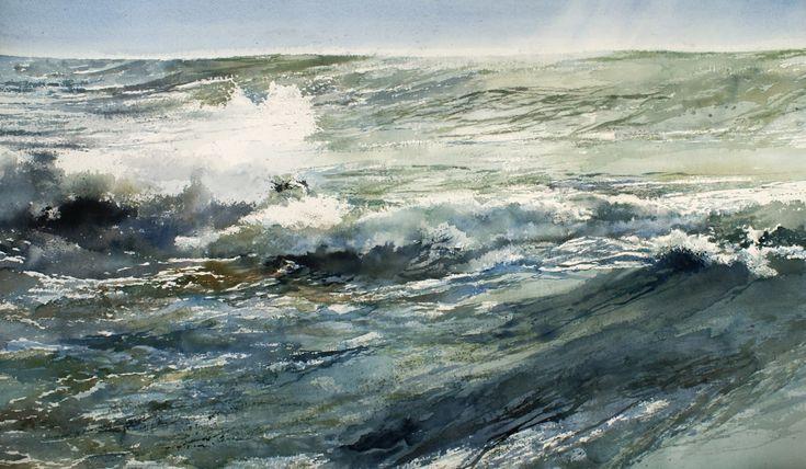 Art Of Watercolor: Xavier Swolfs Interview