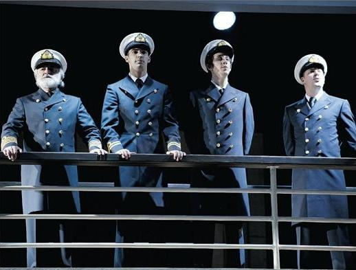 Outlet: Vancouver Sun   Client: Theatre Under The Stars  Title: Titanic is an original take on one of the 20th century's most compelling tragedies.