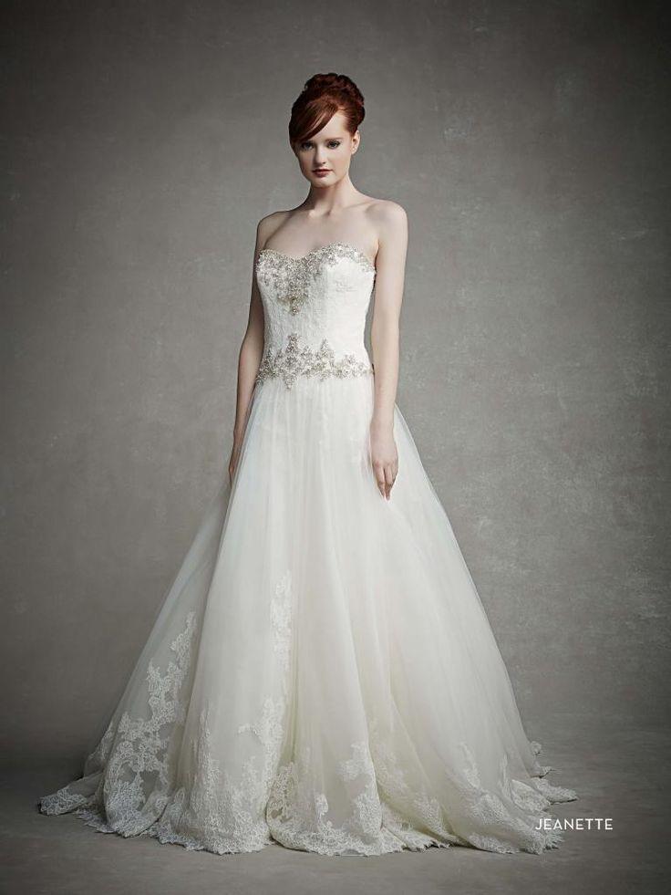Jeanette esküvői ruha #Enzoani #Jeanette #bridalgown #weddingdress #eskuvoiruha