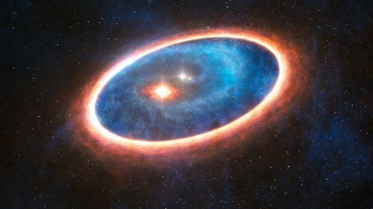 Astronomers Witness the Birth of a Multiple-Star System - AMERICA HERALD #Astronomy, #Stars, #Space