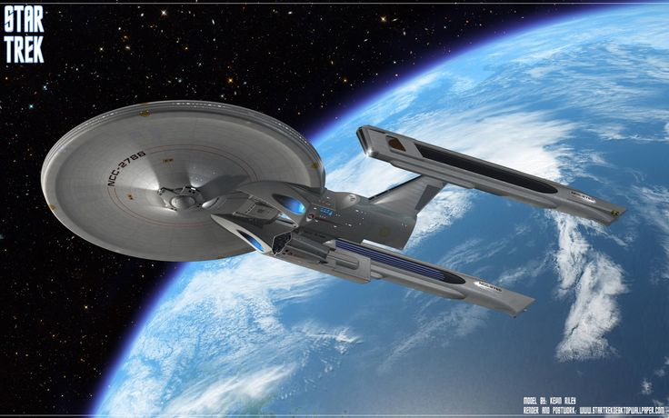- Star Trek USS Phobos NCC 2786 - free Star Trek computer desktop wallpaper, pictures, images.