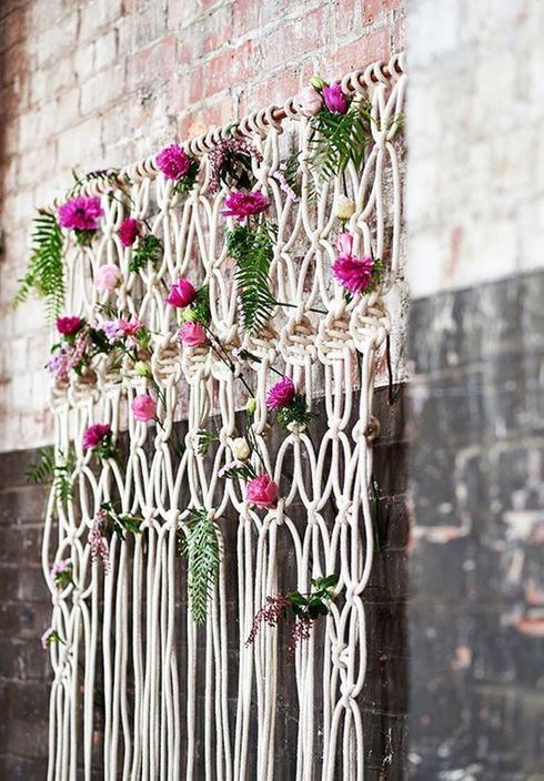 10 projets DIY pour une décoration de mariage à couper le souffle - Des idées