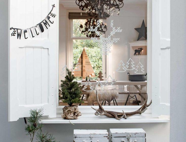 binnenkijken in een stoer gezellig en eigentijds kersthuis uit 1917 woonkamer in 2019