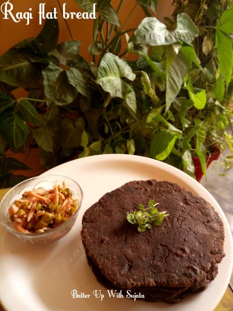 Manipuri tan or flat bread with finger millet or ragi. A very healthy breakfast. Perfect dish to start your day. Ragi or finger millet is a powerhouse of nutrition and act as a treatment for …