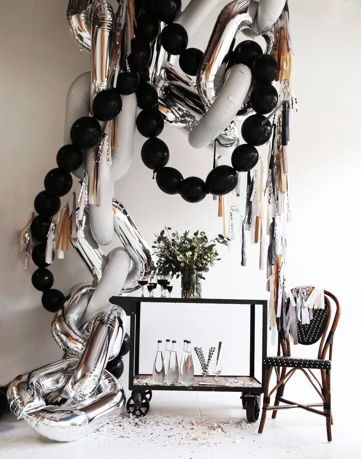 Over the top (and expensive) balloons. Geronimo with Jihan Zencirli