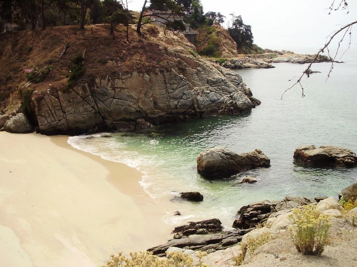 Playa de los Enamorados, Quintero
