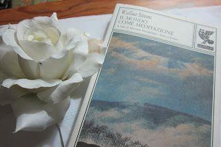 """baffidigatto:   Wallace Stevens - """"Il mondo come meditazione""""(a ..."""