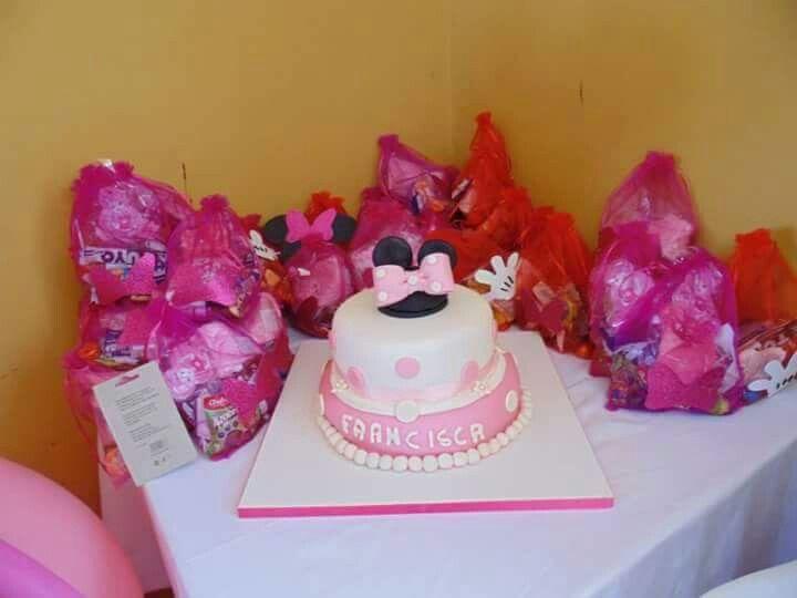 Minnie cumpleaños