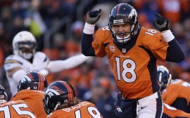 Peyton Manning Drinking Game for the Superbowl!