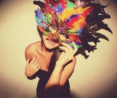 mask: Color Fashion, Masquerades Party, Party Animal, Masque Ball, Costume Party, True Color, Masks Masquerades, Mardi Gras, Halloween Masks