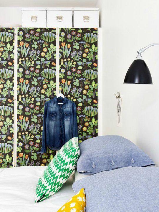 Las 25 mejores ideas sobre papel pintado antiguo en for Cambiar el aspecto de un mueble de salon