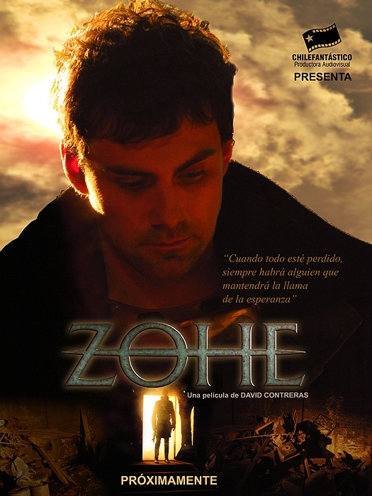"First version for ""Zohe"" Movie Poster."