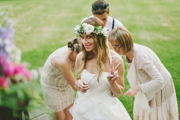 A Free People Girl Gets Married