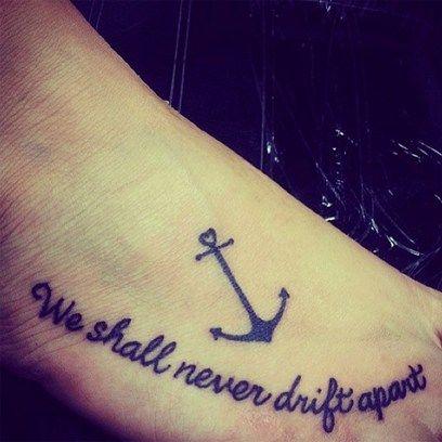 22 cute quote tattoo design ideas