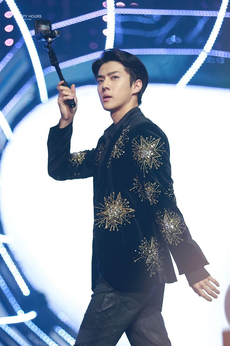 171201 MNET ASIAN MUSIC AWARDS #SEHUN #EXO