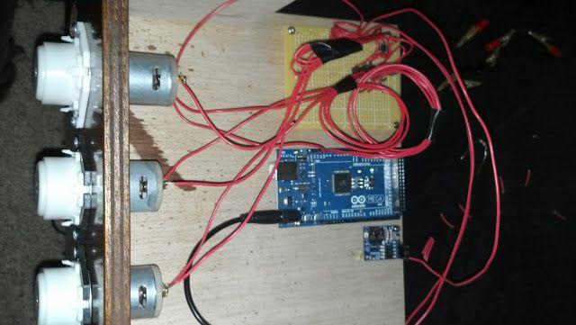 My diy aquarium controller belk s fish arduino