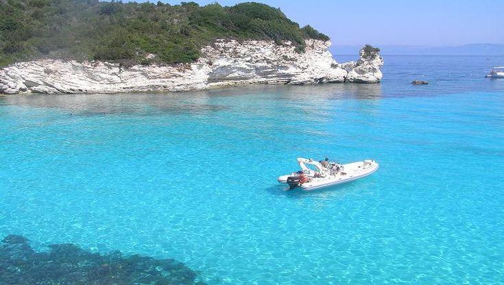Paxoi island