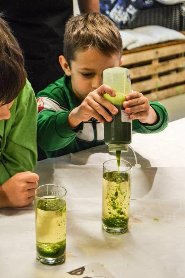 KIDS DESIGN SPACE – molecular cuisine workshop