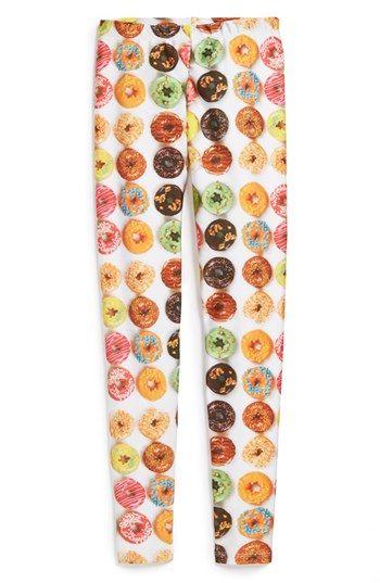 Donut Leggings @Nordstrom