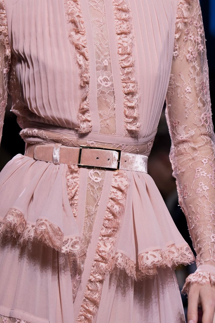 Elie Saab Fall 2017 Fashion Show Details, Paris Fashion Week, PFW, Runway, TheImpression.com - Fashion news, runway, street style, models