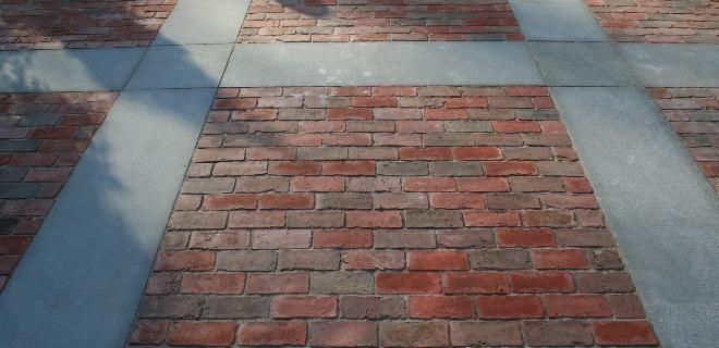 bluestone brick pattern - Google Search