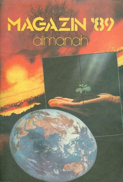 Coperta Almanah Magazin'89