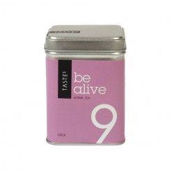 herbal tea BE ALIVE taste3tea.com