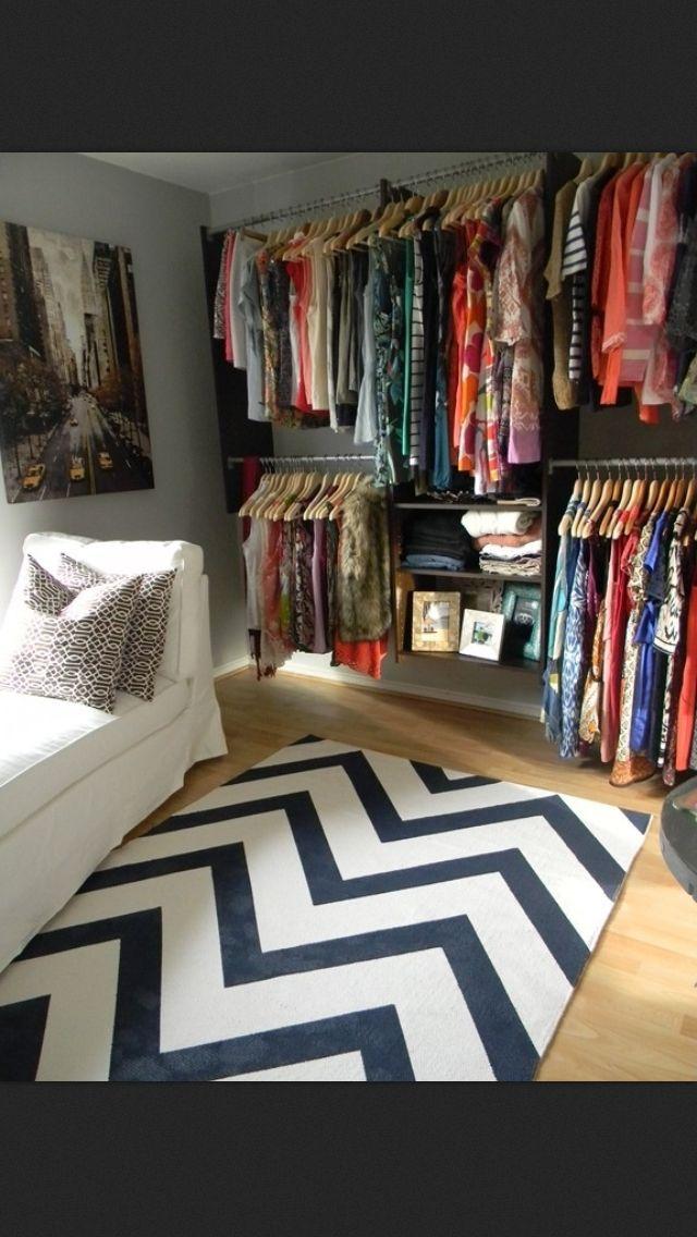 Bedroom Clothing Rack
