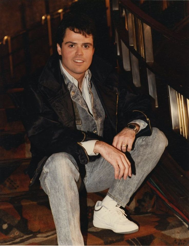 Donny Osmond Original Vintage 11x14 Candid Photo by Peter Warrack Unpublished | Collectibles, Photographic Images, Contemporary (1940-Now) | eBay!