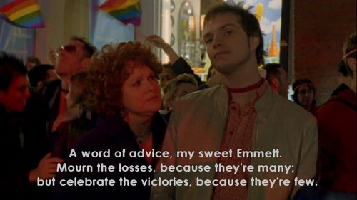 A word of advice from Debbie.